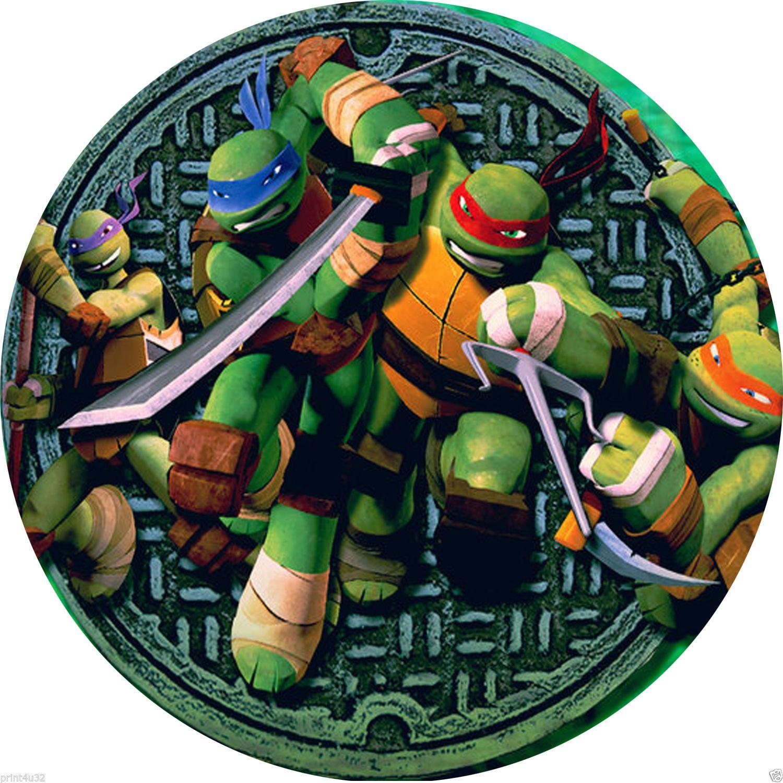 Ninja Turtle Math Worksheet