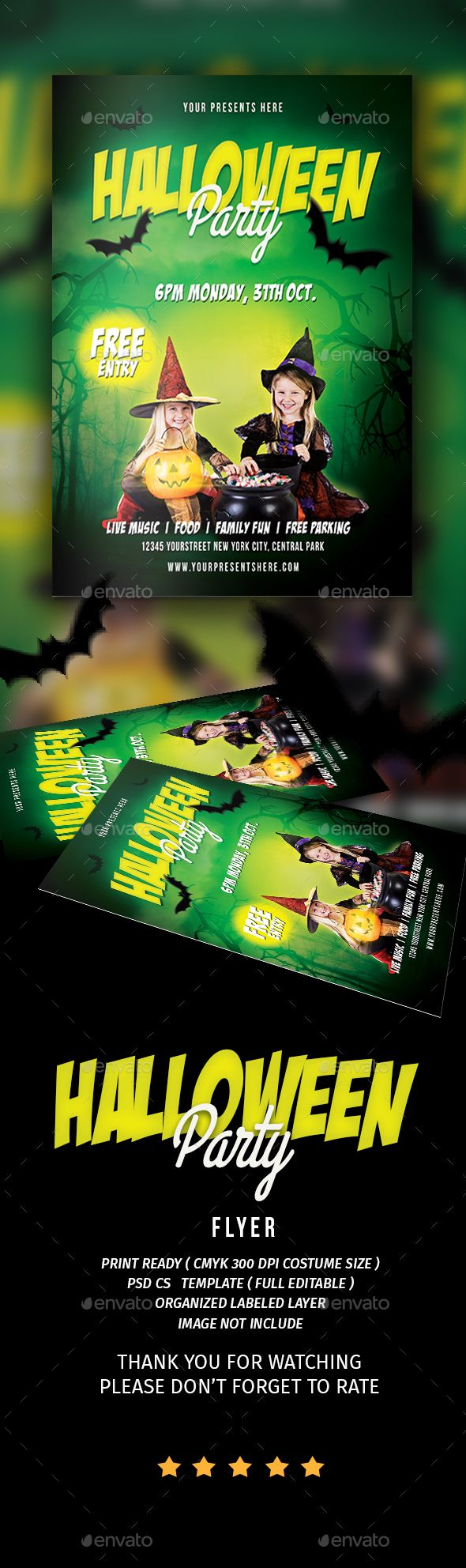 halloween party flyer pinterest halloween party flyer party