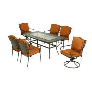 mallorca ii 7 piece patio dining set was 499 1 10 202 dstd at rh pinterest com best outdoor furniture mallorca outdoor furniture campos mallorca