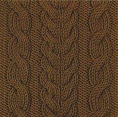 Аранское вязание спицами схемы с описанием и