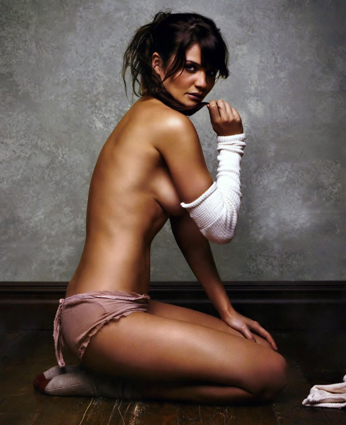 Helena christensen gq uk oct 2007 by michael williams hq scans naked (75 photo), Leaked Celebrites photos