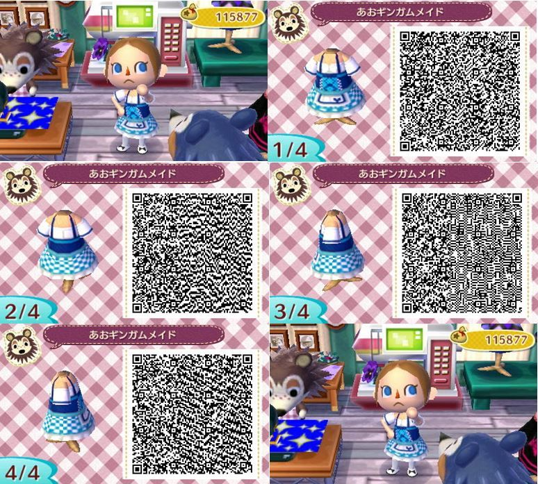 Animal crossing on Pinterest | Animal Crossing, Qr Codes and ...
