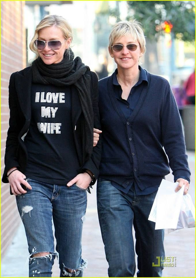 """'Meus sentimentos pela Ellen atropelaram todos os meus medos de me assumir lésbica.""""  #lesships"""