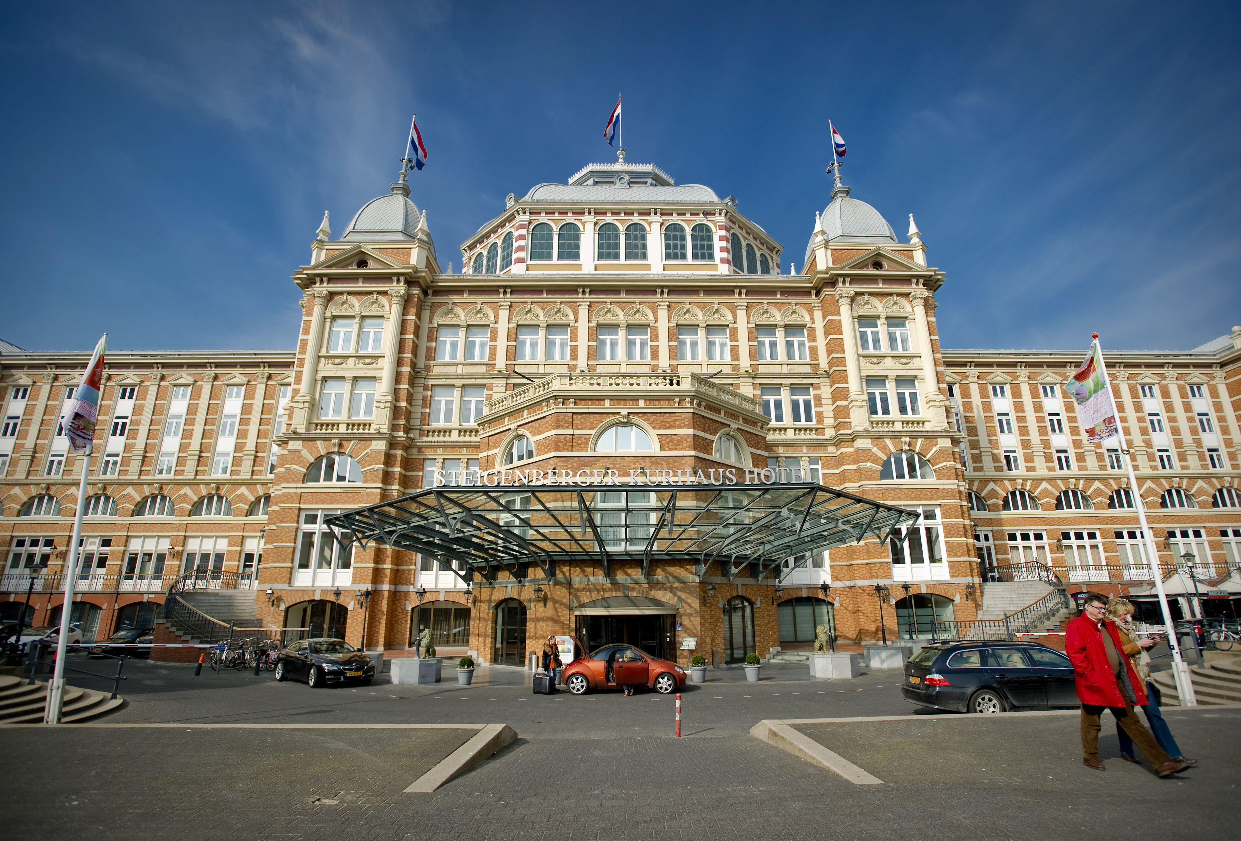 Grand Hotel Amrath Kurhaus The Hague Scheveningen Hotels Foto En Stad