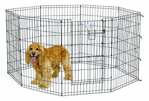 Outdoor Dog Pens Midwest Homes For Pets Exercise Pen For Pets
