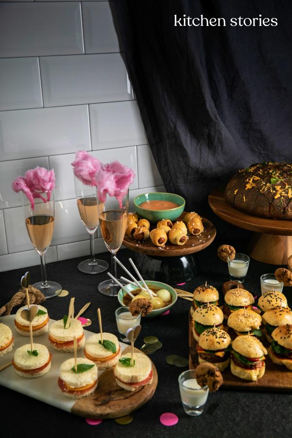10 Party-Snacks, die garantiert jedem Partygast imponieren #partyappetizers