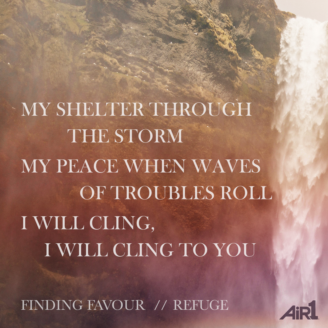 Finding Favour // #Refuge #NewMusic