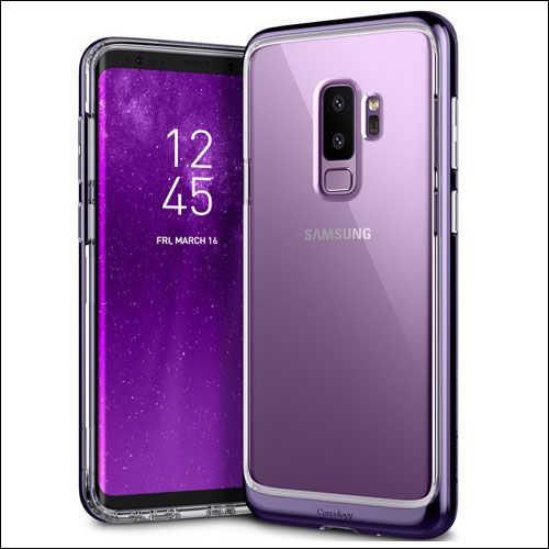 the best attitude ffd63 b6697 10 Best Galaxy S9 Plus Clear Cases: Samsung S9+ Transparent Covers ...
