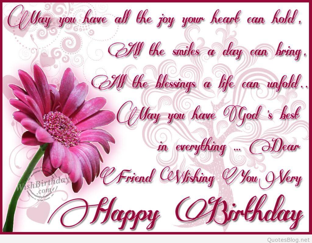 Happybirthdaywishesforafriend Quotes Pinterest Birthday