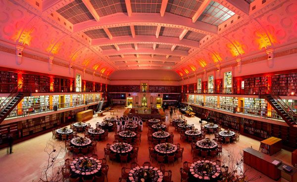 State Library Venues and Events by Laissez-faire Catering