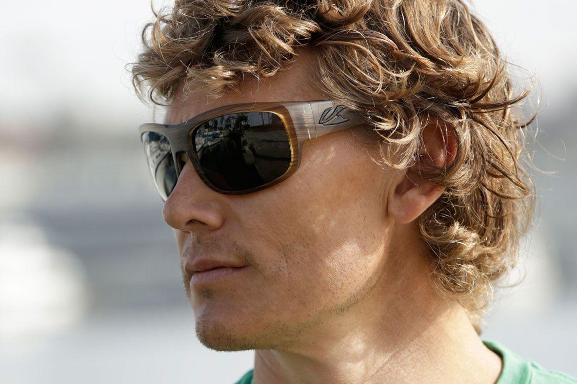 Kaenon mens sunglasses - Kaenon Ozlo Polarized Sunglasses