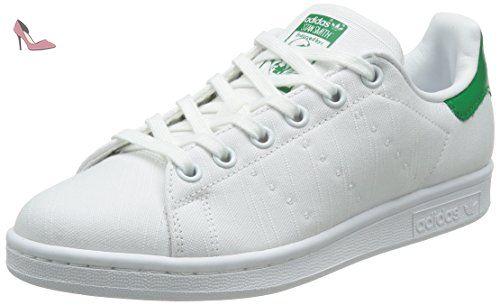 Adidas Originals Stan Smith White Leather 38 2/3 EU - Chaussures ...