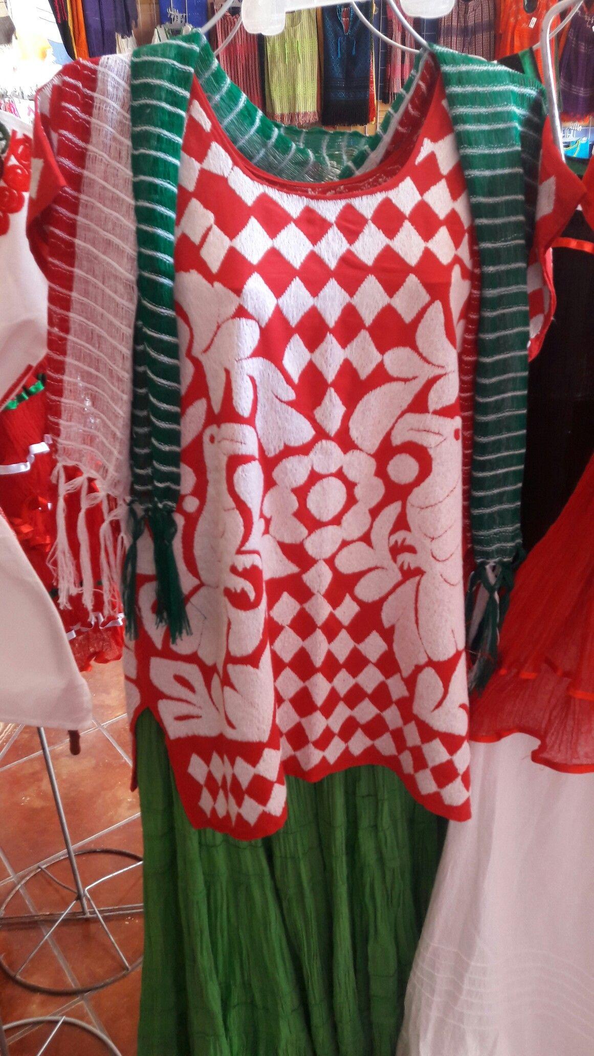 Blusa Ixcatlan | Fiestas Patrias | Pinterest