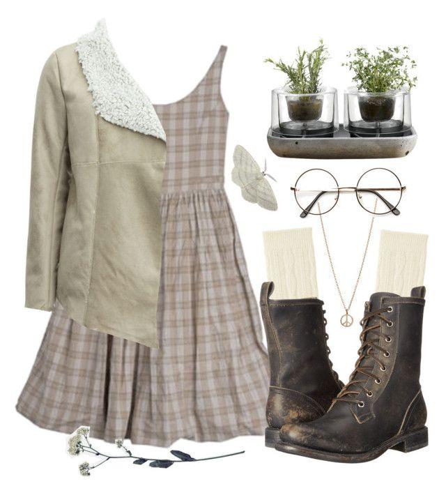 Vintage Fashion Women Polyvore