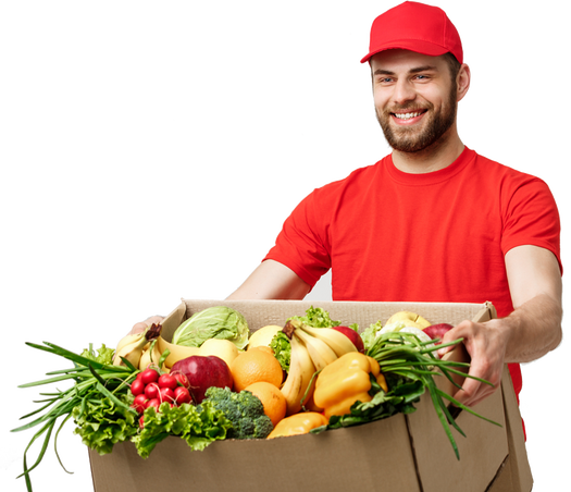 Build An Online Grocery Store With Grocery Delivery App Development Vegetable Delivery Delivery Groceries Grocery Delivery App