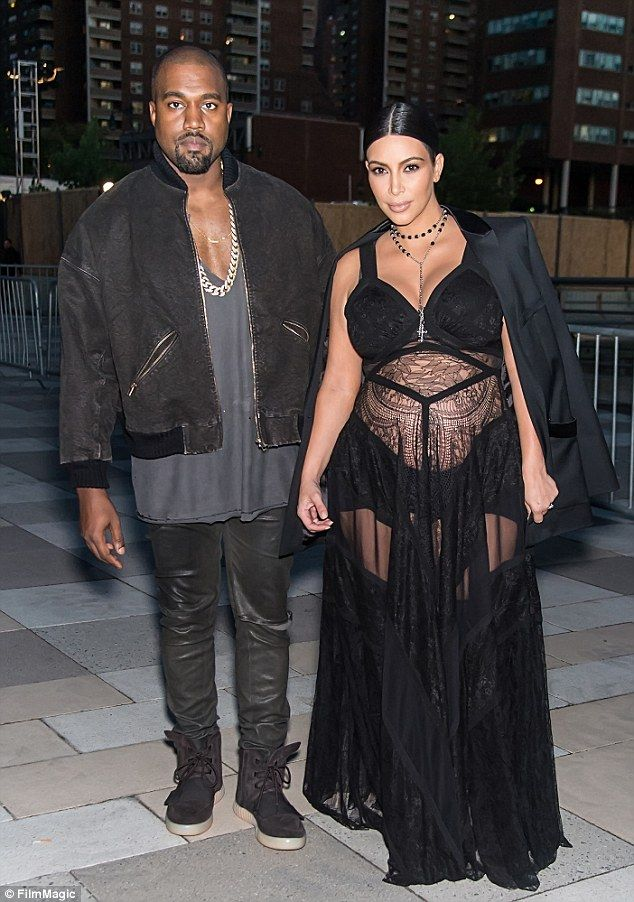 Kim and kanye first started dating