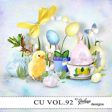 Yalana Design CU vol.92