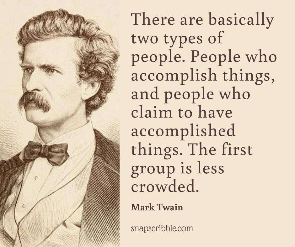 Top 10 Mark Twain quotes