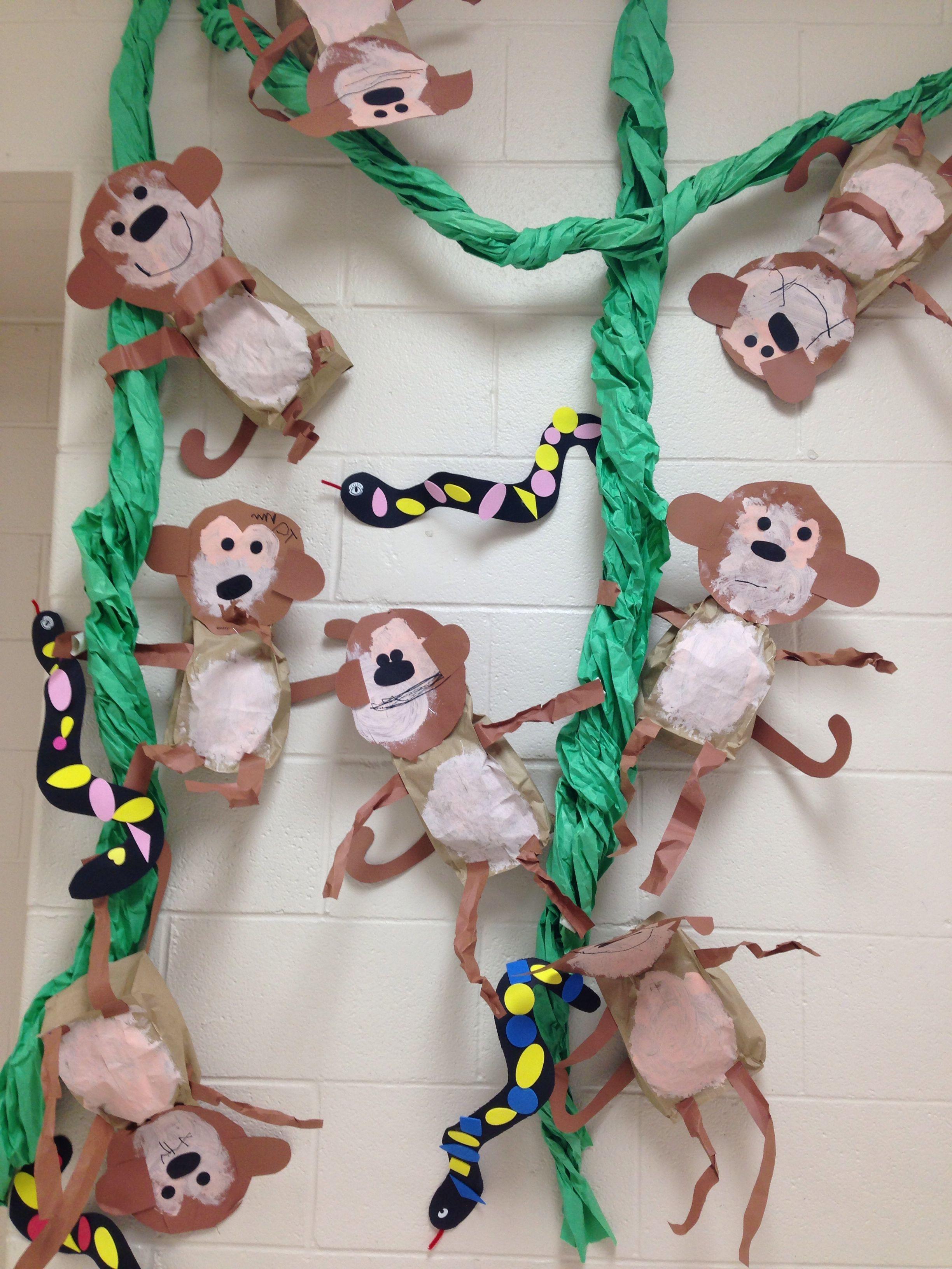 Rainforest Crafts | Classroom Ideas     | Rainforest crafts