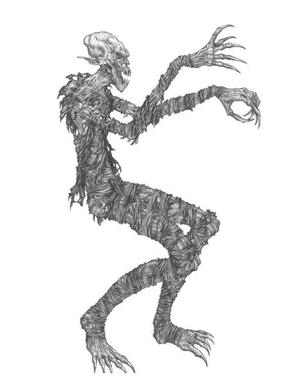 Nosferatu - Dark Ages