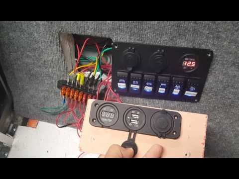 eaae9c379c116c2a12baeba65b05882c switch panels part 1 wiring layout jon boat to bass boat (tbnation