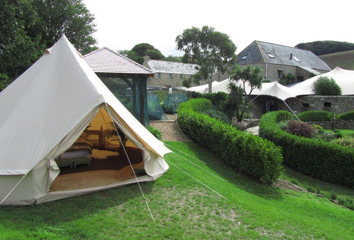 5 metre Deluxe Bell Tent Jaima