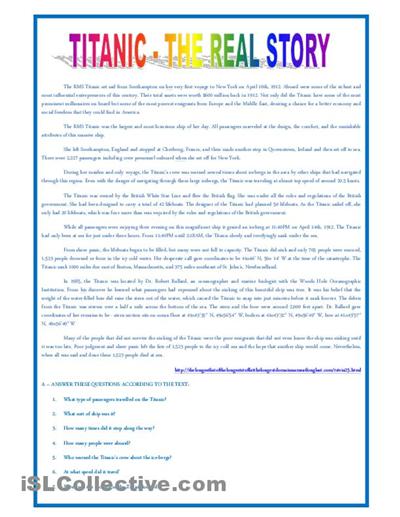 Titanic gcse coursework top thesis proposal editing websites gb