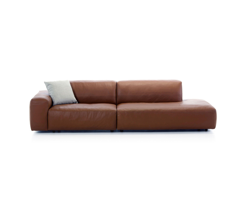 Cloud Sofa Leather Sofas From Prostoria Architonic Ledersofa