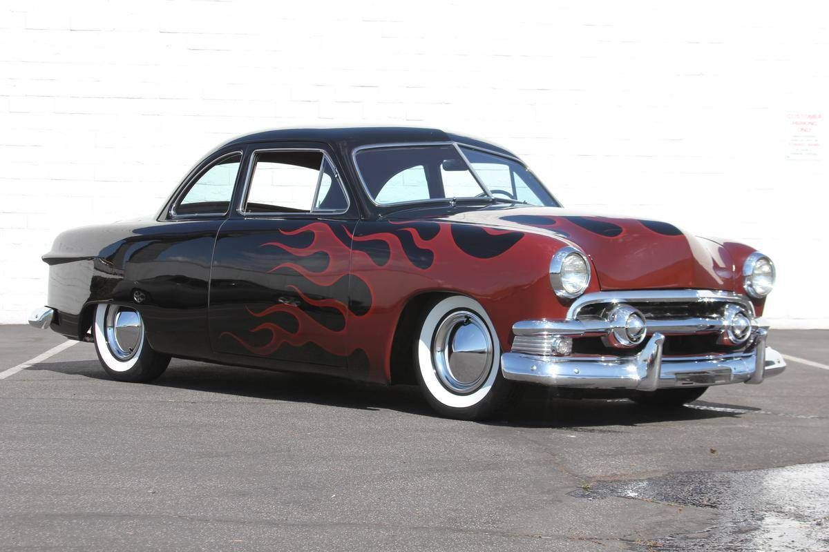1951 Ford Custom Business Coupe For Sale Hemmings Motor News Hot Rods Cars Muscle Custom Cars Ford Shoebox