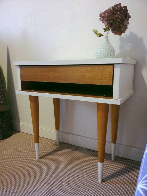 Best Scandinavian Bedside Table By Recuphome On Etsy 400 x 300