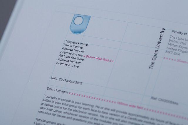 The Open University Brand Design Guidelines Design Guidelines Branding Design Guidelines