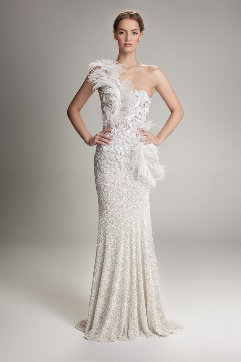 Wedding dresses guest   Feather Dress Wedding  Dresses for Guest at Wedding Check more