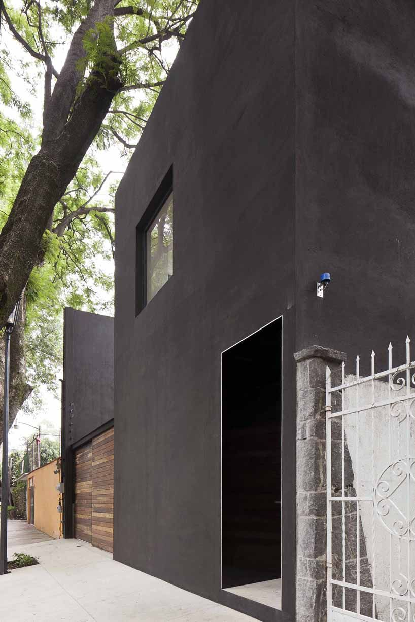 stunning front door designs black house city and architecture