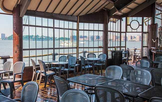 10 Best Nyc Restaurants On The Water