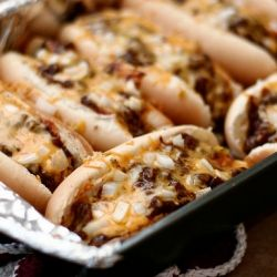 Oven Hot Dogs--Everyone goes wild over these!