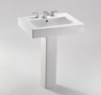 toto pedestal bathroom sink