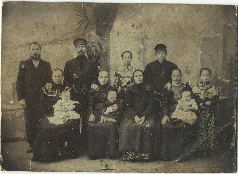 Петр ремишевский семья фото