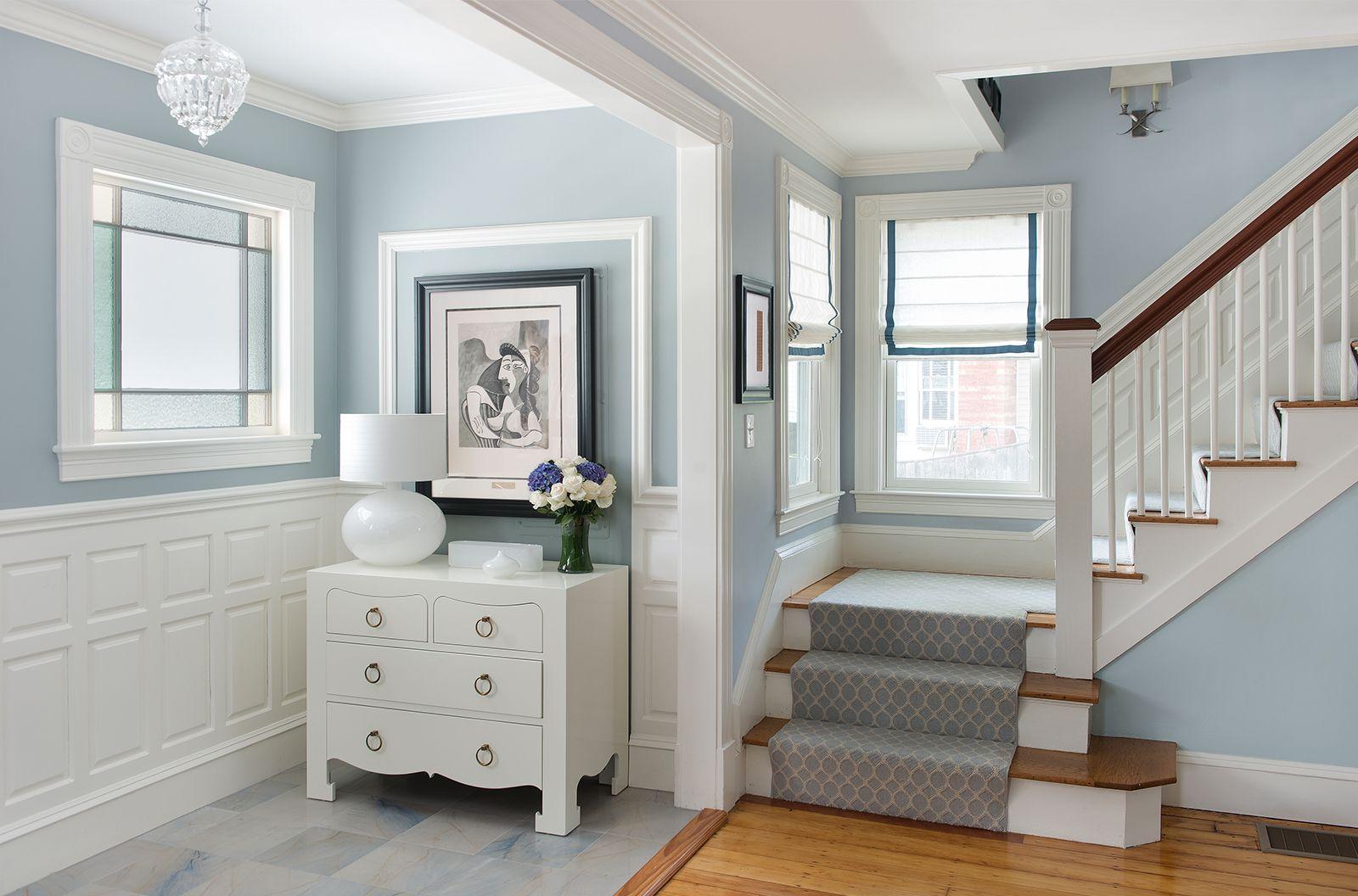 Mandarina studio boston interior design contemporary - Best paint for home interior walls ...