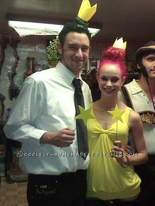 Original Cosmo and Wanda Couple Costume Cosmos, Costumes and Couples