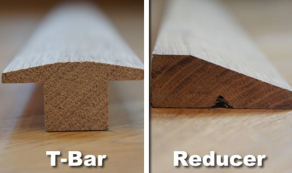 Solid Oak T-Bar And Reducer Thresholds Now Available!