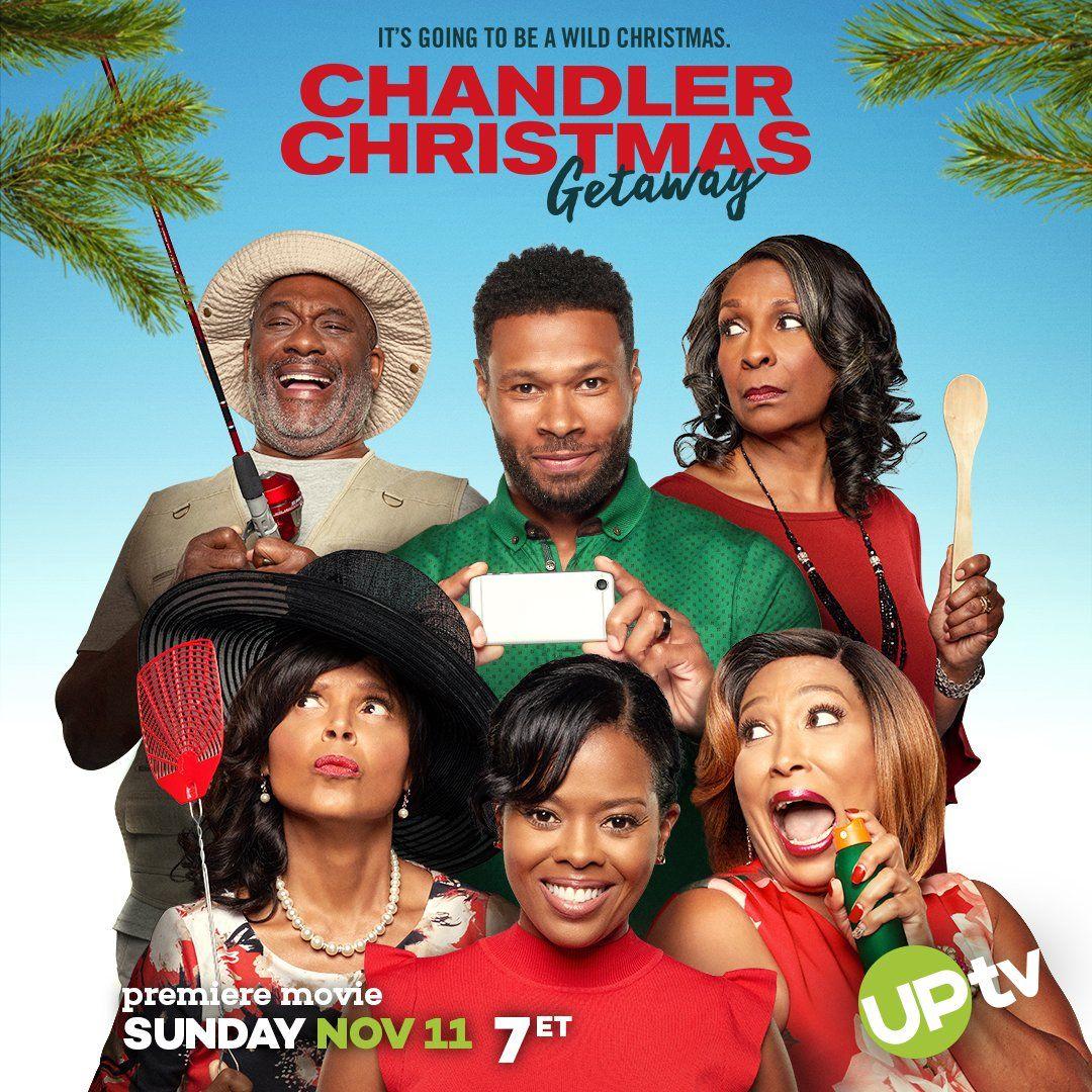 """""""Chandler Christmas Getaway"""" (2018) Christmas movies"""