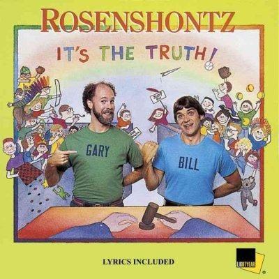 Rosenshontz - It's the Truth