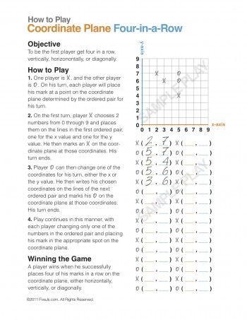 Coordinate Plane Math Game Free Download Coordinates Math Plane Math Coordinate Plane