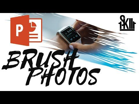 How to make awesome brush photos in powerpoint youtube best how to make awesome brush photos in powerpoint youtube toneelgroepblik Image collections