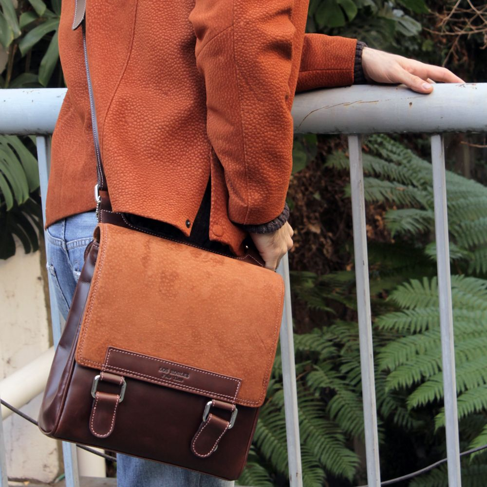 05d3c36c2f6 Unisex crossbody bag by Los Robles Polo Time. We ship worldwide. Tax free!