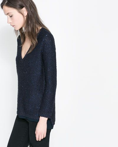 SEQUINNED SWEATER 459