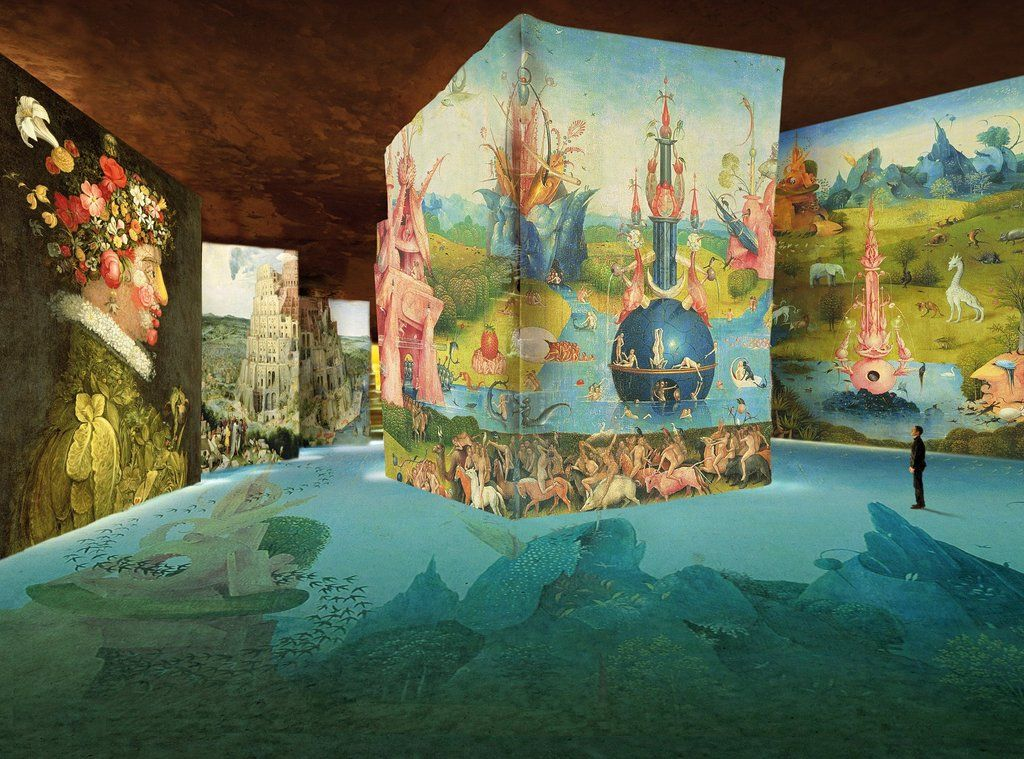 Carrieres Des Lumieres Les Baux De Provence 2019 All You Need To Know Before You Go With Photos Tripadvisor Painting Trip Advisor Photo