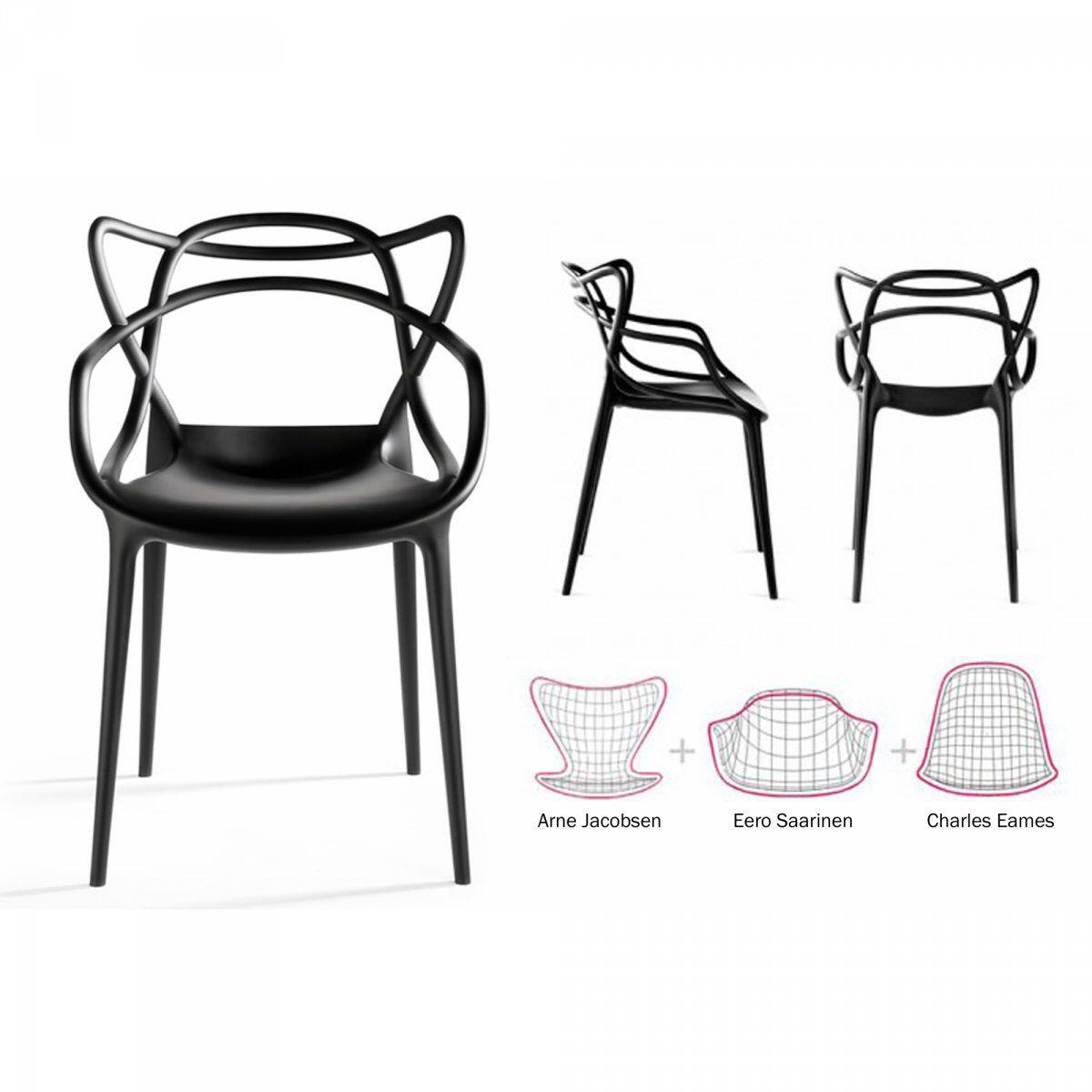 Il design che ha fatto la storia riassunto in una sedia che la ...