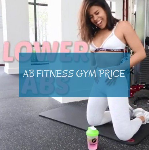 ab fitness gym price #fitness #price