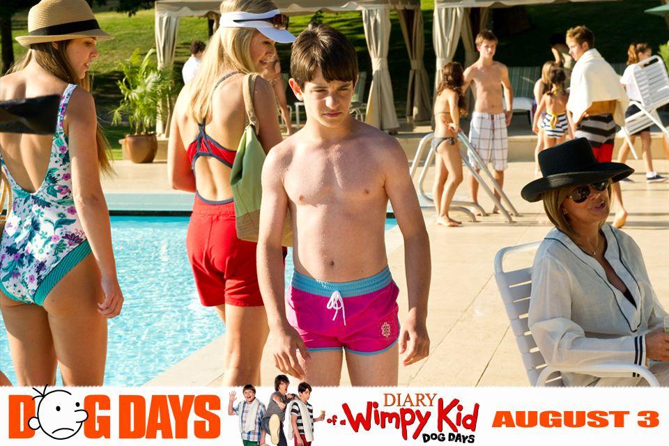 Umm Awkwarrrrrrrd Wimpy Kid Dog Days Wimpy